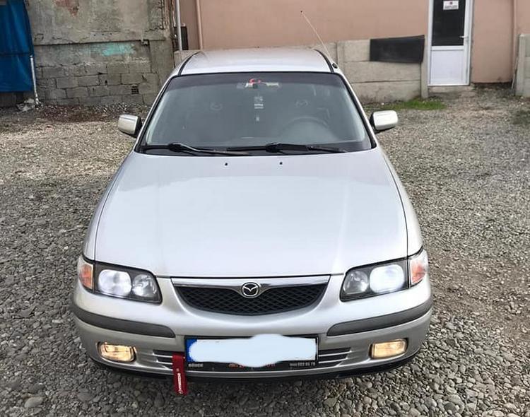 2001 model Mazda 626