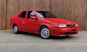 Alfa Romeo 155 Nasıl Araba, Alınır Mı? Kullanıcı Yorumları
