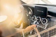Mercedes eCall Sistemi Olan Arabalarını Geri Çağırıyor