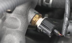 P0115, P0116, P0117, P0118 ve P0119 Motor Soğutma Suyu Sıcaklık Sensörü (ECT) Arıza Kodu