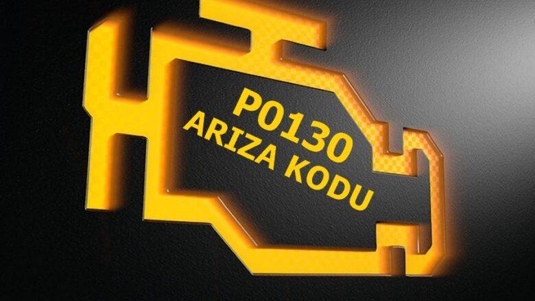 P0130 Oksijen Sensör Devresi Arızası (Sıra 1, Sensör 1)