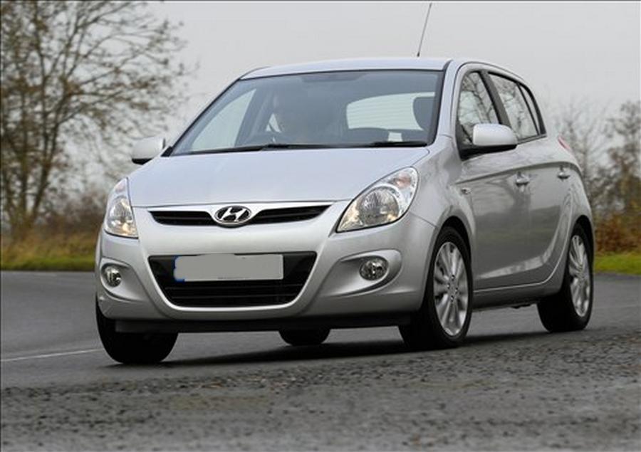 2009 Hyundai İ20