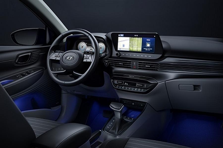 Hyundai İ20 İçi