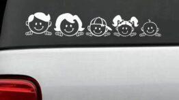Sticker Nasıl Çıkarılır? Araba Üstündeki Yapışkanları Çıkarma