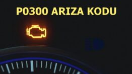P0300 Ateşleme Hatası Tespit Edildi Arıza Kodu