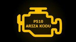 P0510 Gaz Kelebeği Kapalı Konum Anahtarı Arızası Kodu