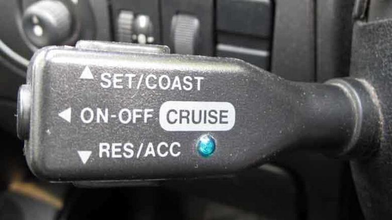 Hız Sabitleyici (Cruise Control) Neden Çalışmaz