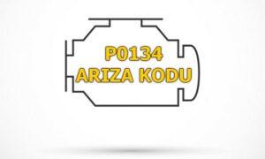 P0134 Oksijen Sensörü Devresinde Hareketlilik Tespit Edilemedi (Sıra1, Sensör1) Arıza Kodu