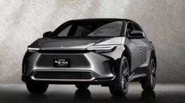 Toyota bZ4X Üretime Başlıyor
