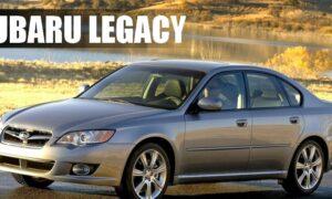 Subaru Legacy Nasıl Araba, Alınır Mı? Kullanıcı Yorumları