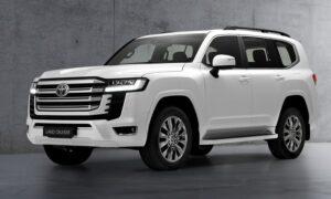 Yeni Toyota Land Cruiser Tanıtıldı