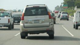 Araba Neden Bir Tarafa Eğik Durur?