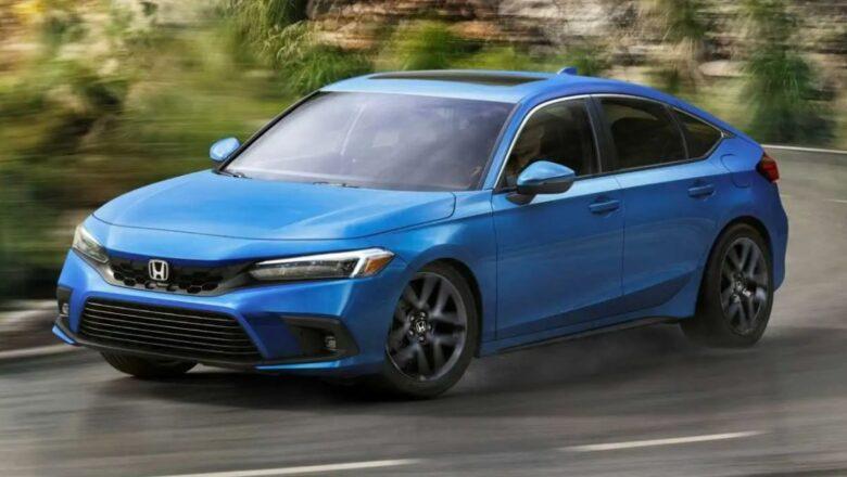 2022 Model Honda Civic Hatchback Eylülde Üretime Başlıyor