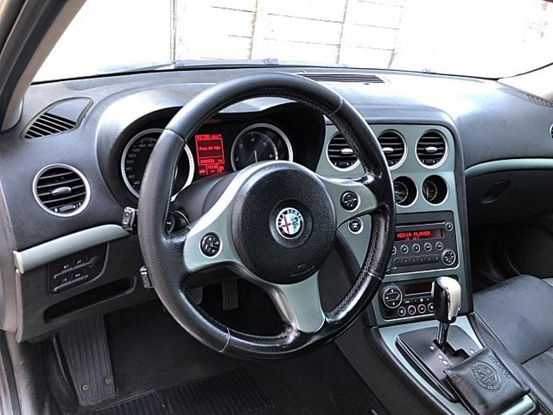 Alfa Romeo 159 İçi