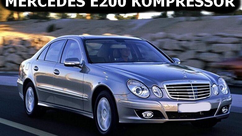 Mercedes E200 Kompressor (W211) Nasıl Araba, Alınır Mı? Kullanıcı Yorumları